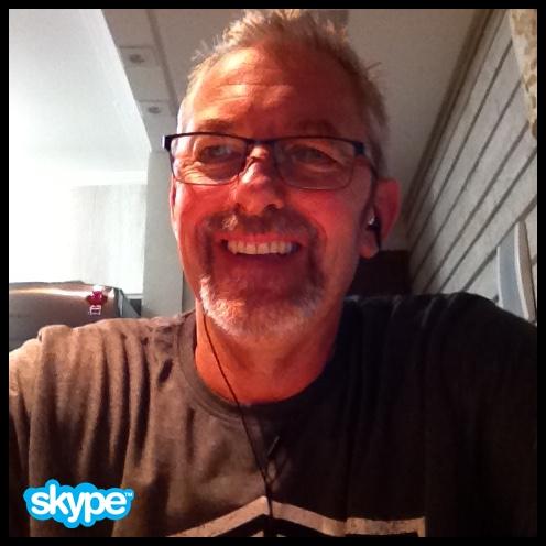 My Skype image